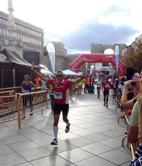 III Carrera Ávila Solidaria