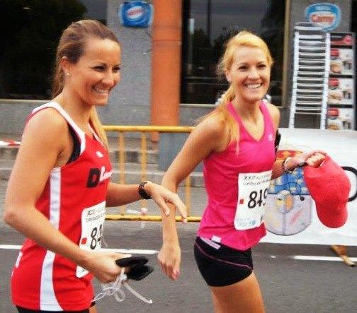 Pino sisters running Alba