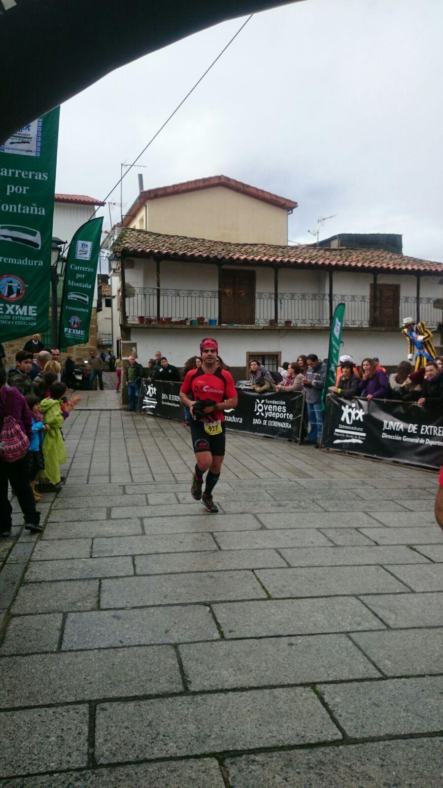 VII Subida a Campanarios - Casas del Monte