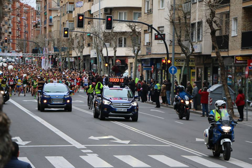VI Media Maratón Salamanca 2017