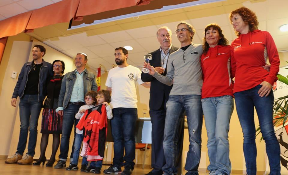 VI Edición premios Vicente del Bosque y más