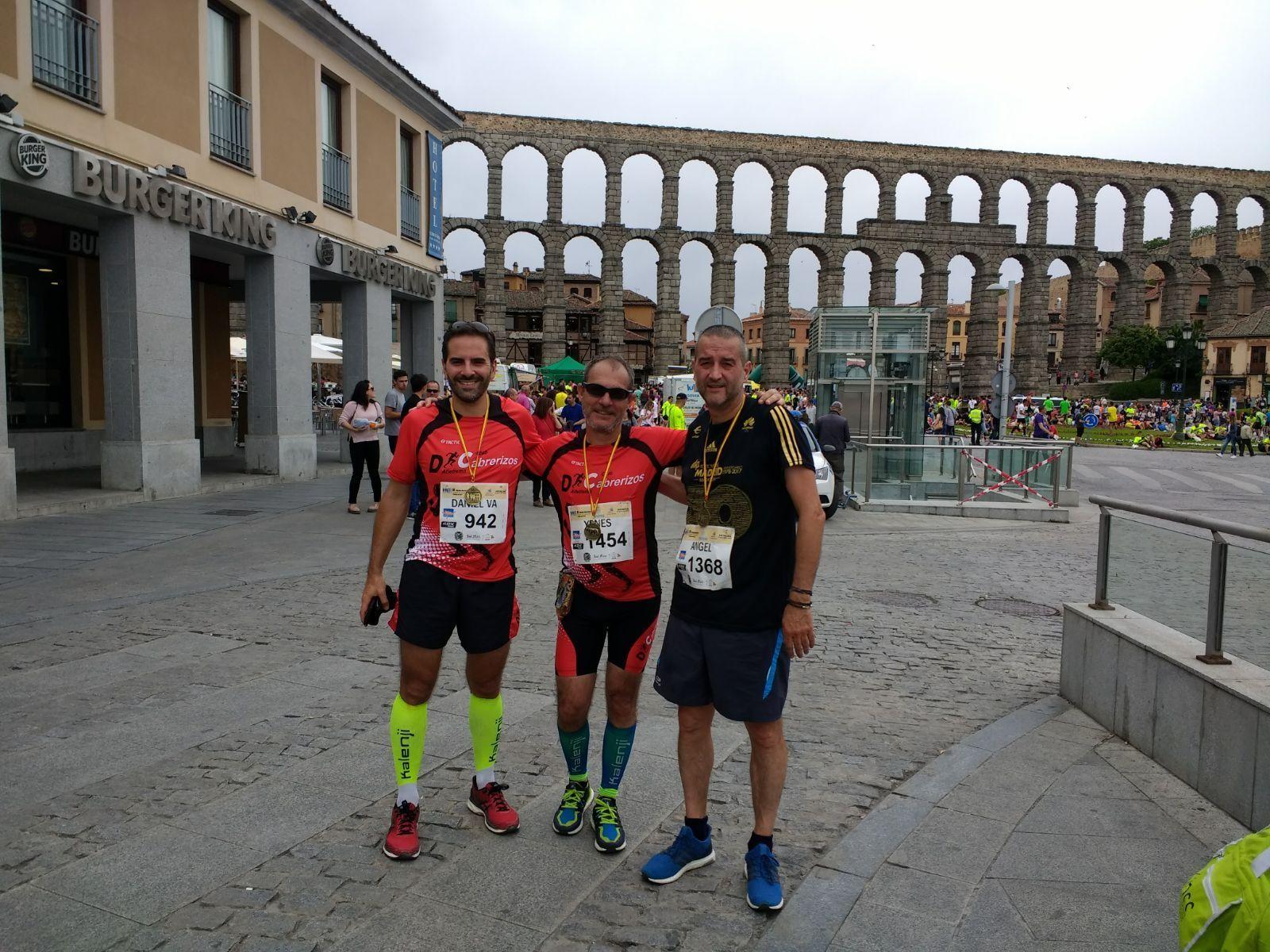 XI Media Maratón Ciudad de  Segovia