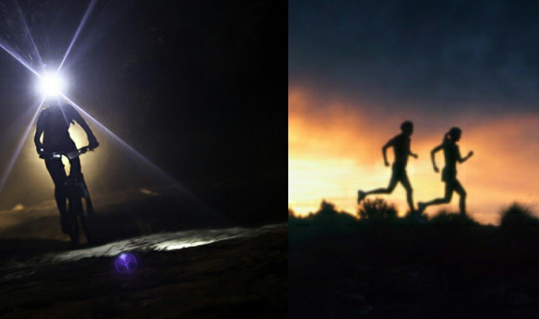 Deporte nocturno con DCabrerizos