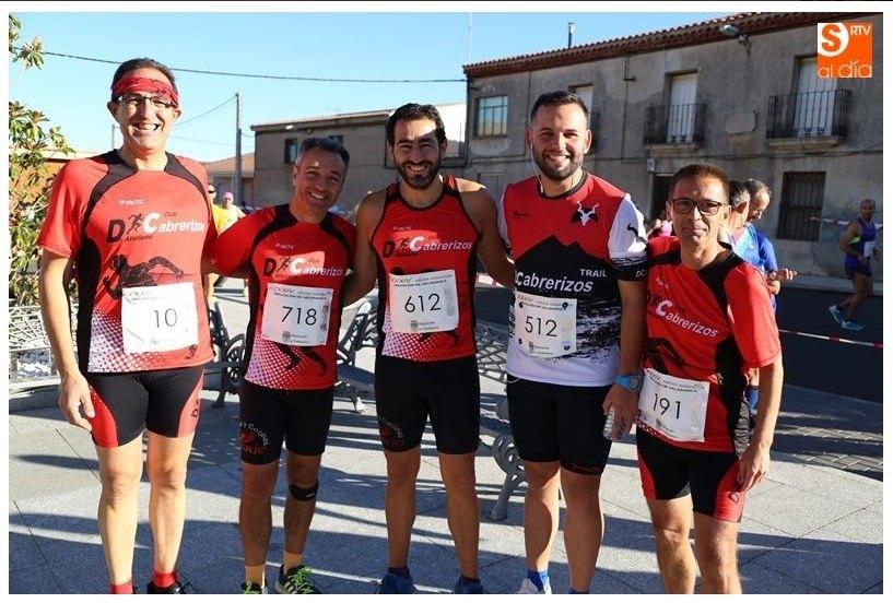 XXXIV Media Maratón Babilafuente-Santa Marta