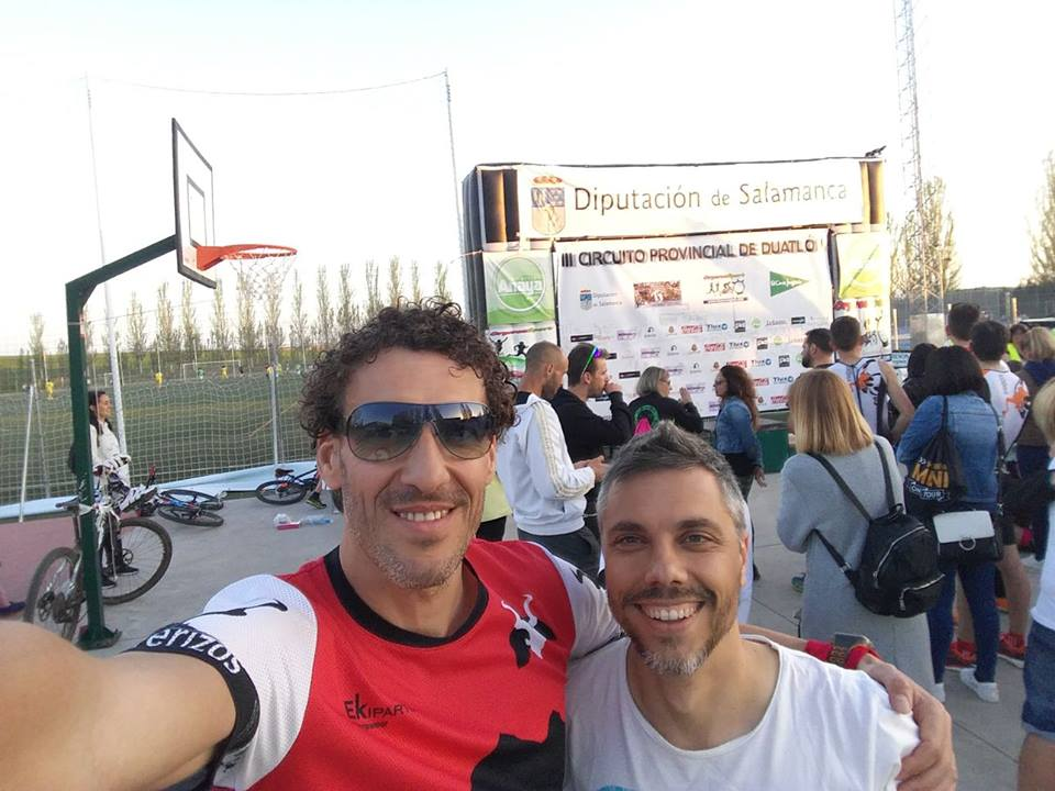 III Duatlón Cross Carbajosa de la Sagrada